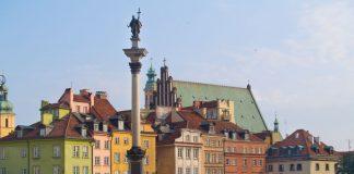 Największe atrakcje Warszawy w 2 dni - Kolumna Zygmunta III Wazy
