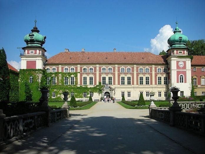 Pałac Lubomirskich w Łańcucie